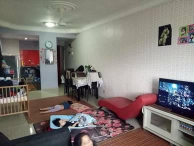 Flat Pendekar Taman Tun Perak, Cheras - RENOVATED*Unit & TINGKAT 5