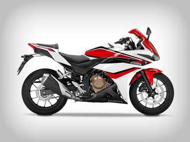 New Honda CBR500R CBR 500 CBR500 Fast approval