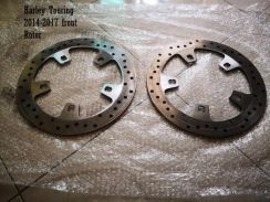 Harley Touring Sportster OEM Front Rear Rotor