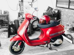 New Vespa S125 2018 for sell