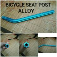 Bicycle seat post allumunium