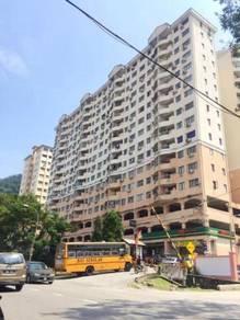 For Sale!!! Apartment Saujana Ria, Kepong