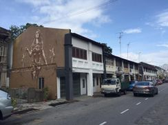 Presgrave Street (2 Units Shophouse) George Town