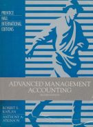 Advanvced Management Accounting