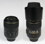 Nikon 105mm f2.8 Macro like new