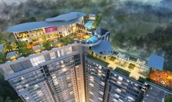 New Theme Park Service Apartment in Nilai