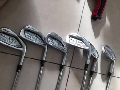 Golf Iron Mizuno JPX850 modus tour 120