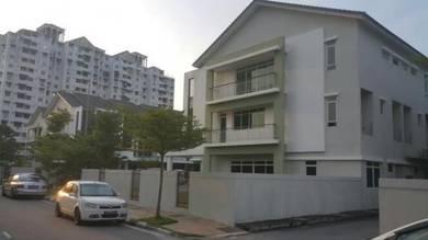 Bukit Dumbar Residence 3 Storey Terrace Corner , 3250sf land , Gelugor