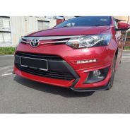 Toyota vios bodykit gx w spoiler n paint body kit