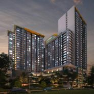 Setapak Nearly Complete New Project