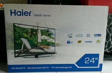 Haier led tv 24