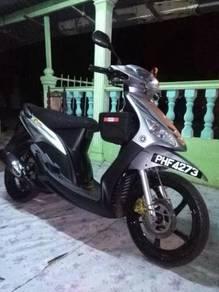 Yamaha ego 2007