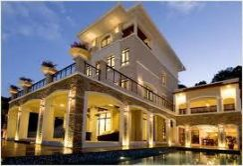 Moonlight Bay Villa Bungalow House Batu Ferringhi