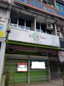 Ground Floor Shop Lot facing Convent School Kajang