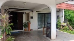 Double Storey Terrace House at Taman Perak, Ipoh