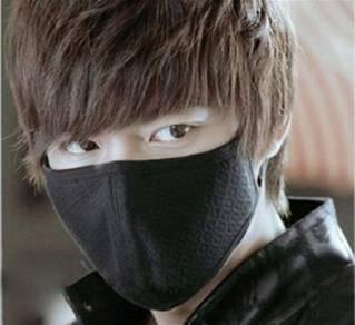 Korean FaceMask Siap Filter Anti Debu Free Pos