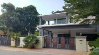 Upland Residential Corner 2 Storey Semi D at Ipoh Garden East, Ipoh