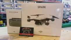 Dji Spark drone with remote controller