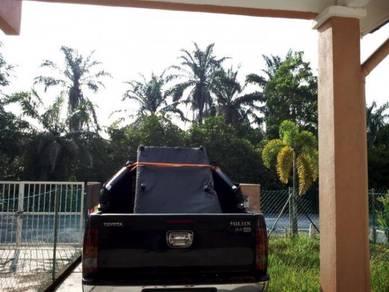 Sofa - Transport Toyota Hilux 4x4