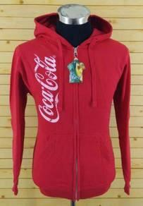 Sweater hoodie coca cola size S