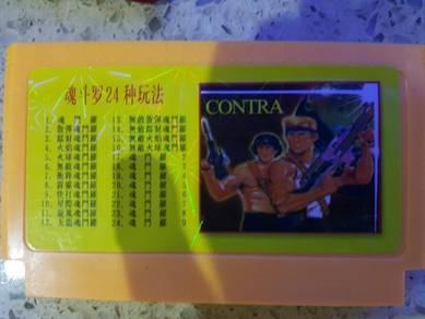 NES Contra 24 in 1