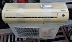 Carrier aircond 1HP