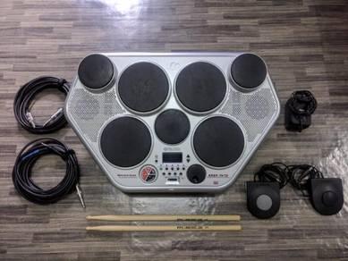Yamaha dd55 digital electronic drum