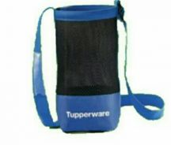 Tupperware Botol 2L Pouch Biru