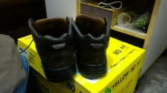 Safety boot redwing