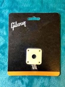 Gibson USA Jackplate Creme Plastic