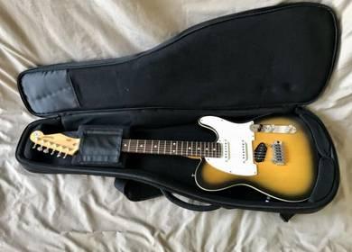 Reverend Pete Anderson Eastsider S Guitar