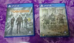 PS4 The Division / For Honor