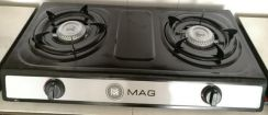 Double Gas Oven/Burner (Used Only 2 weeks)
