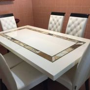 Dining Table 6 Seater (Meja Makan)