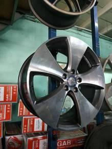 Mercedes original sport rim 19 inch w213 viano