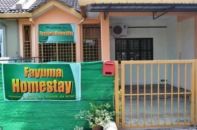 Fayuma Homestay Bandar Darul Aman Jitra
