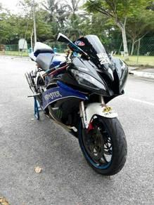 Kawasaki zx2 convert R6