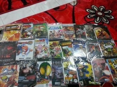 CD PS2 utk dijual