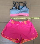 Nike sport bra for girl 150cm New item