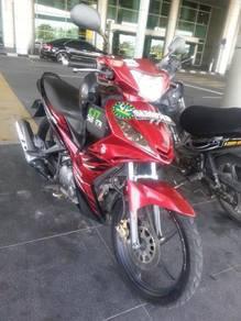 2010 Yamaha Lc 135