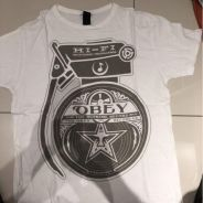 T-shiry OBEY