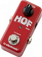 TC Electronic Mini Hall Of Fame HOF Reverb Effect