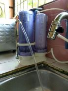 CNG Double Water Filter for Cooking Drinking Air