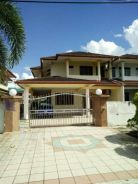 [[BMV Double storey Semi D for sale]] Miri