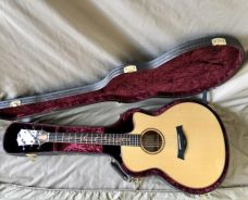 Taylor Custom GS Acoustic Guitar USA