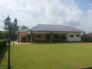 Melaka Perdana Land With Bungalow