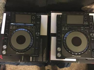 Brand New Pair Pioneer Nexus 2 CDJ 2000