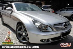 Used Mercedes Benz CLS350 for sale