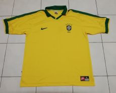 Brazil home and Flamengo jersey