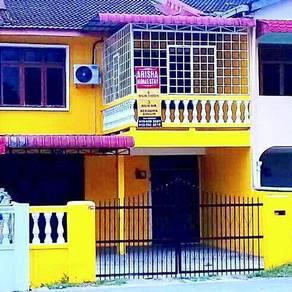 Arisha Homestay (4 bilik 2 aircond 3 bilik air)